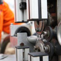 Kabelschubraupe, Hersteller Lancier